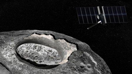 NASA полетит к астероиду стоимостью 10 тысяч квадриллионов долларов