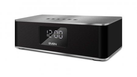 SVEN выпустила портативную акустику с музыкальным будильником PS-190