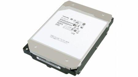 Toshiba представила жёсткий диск MG07ACA объёмом 14 ТБ