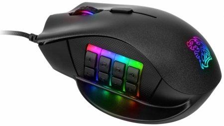 Tt eSports выпустила игровую мышь Nemesis Switch Optical RGB
