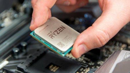 Процессоры AMD Ryzen второго поколения появятся в начале 2018 года