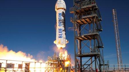 Blue Origin успешно испытала космический корабль для туристов