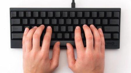 Механическая клавиатура Happy Hacking Keyboard Professional2 получила 60 клавиш