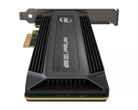 Вместимость накопителей Intel Optane SSD 900P вырастет до 1,5 Тбайт