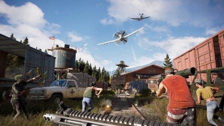Полчаса геймплея Far Cry 5