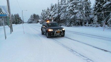 В Финляндии создали автопилот для сложных метеоусловий