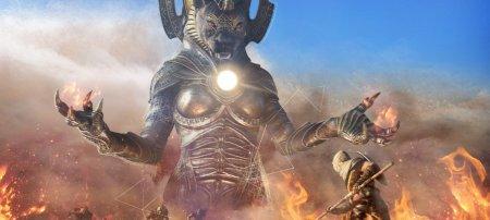 В Assassin's Creed Origins добавили Чокобо и персонажа из Final Fantasy