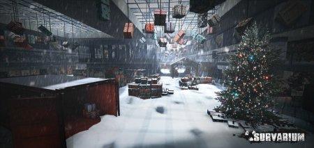 В экшене Survarium появились новая система модификации оружия и новогодние события