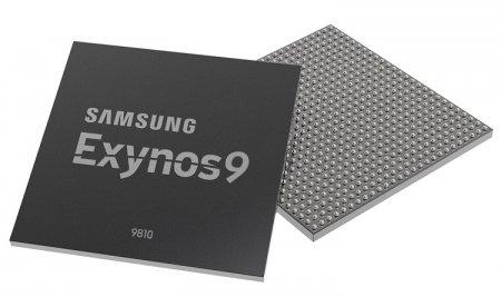 Представлен процессор Samsung Exynos 9810 для мощных смартфонов