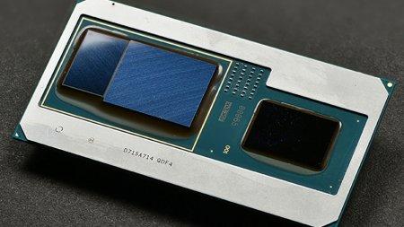Intel анонсировала процессоры с GPU AMD Radeon RX Vega