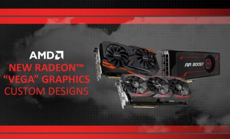 Анонс новых видеокарт AMD