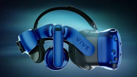 HTC показала VR-шлем Vive Pro с увеличенным разрешением дисплея