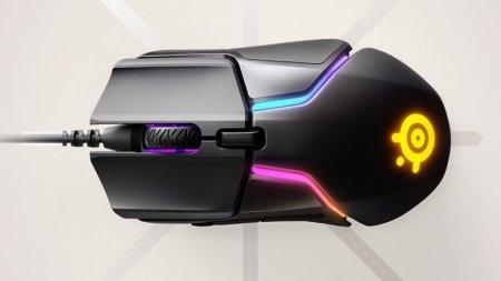 Мышь SteelSeries Rival 600 получила двойной сенсор TrueMove3+