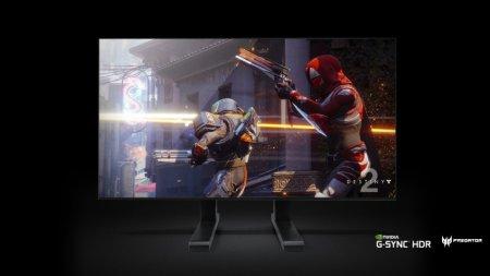 Acer представила 65-дюймовый монитор Predator BFGD с поддержкой G-Sync