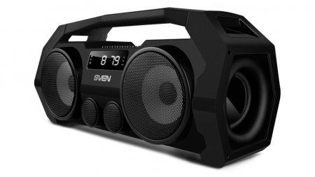 SVEN выпустила портативную акустическую систему PS-465