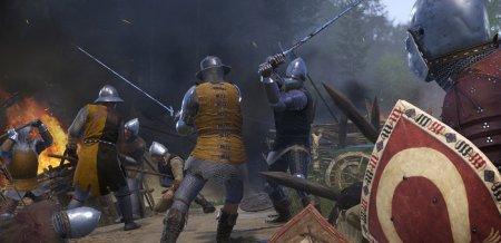 Демонстрация боевой системы ролевой игры Kingdom Come: Deliverance