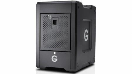 Объём WD хранилищ G-Technology G-Speed Shuttle достигает 48 ТБ