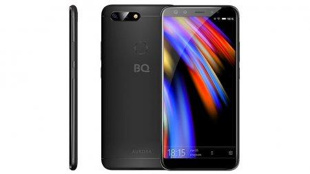 Смартфон BQ 6000L Aurora получил две двойные камеры