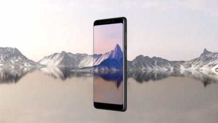 BQ представил безрамочный смартфон 5500L Advance