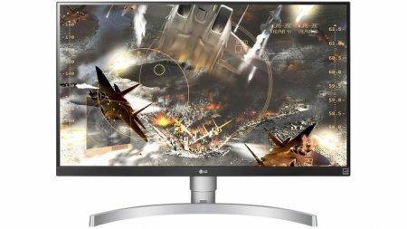 LG представила 4K-монитор 27UK650-W с поддержкой AMD FreeSync