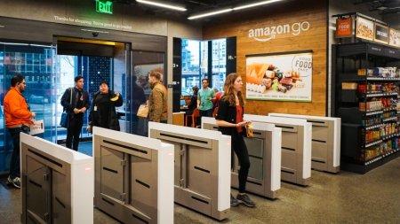 Магазин без касс и продавцов Amazon Go открылся для всех желающих