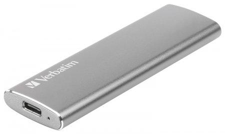 Карманный SSD-накопитель Verbatim Vx500 обеспечивает скорость чтения до 500 Мбайт/с