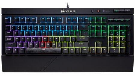 Corsair представила влагозащищённую механическую клавиатуру K68 RGB