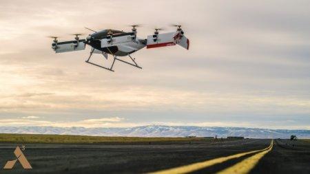 Airbus испытала беспилотное летающее такси