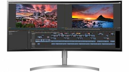 LG выпустила 37,5-дюймовый монитор 38WK95C с поддержкой AMD FreeSync