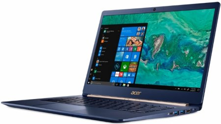 Acer привезла в Россию свой самый лёгкий ноутбук Swift 5