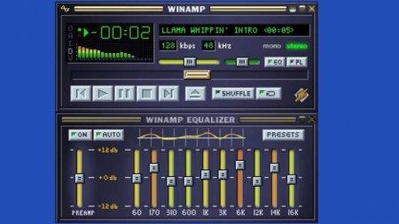 Американский разработчик запустил Winamp в браузере