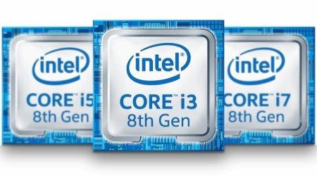 Intel выпустила процессор Core i3-8130U