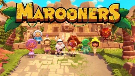 Marooners Coop GamePlay PC