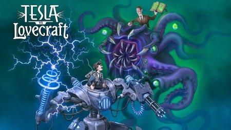 Tesla vs Lovecraft GamePlay PC