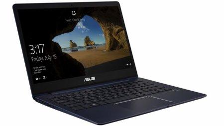 ASUS ZenBook 13 стал самым тонким ноутбуком с дискретной видеокартой