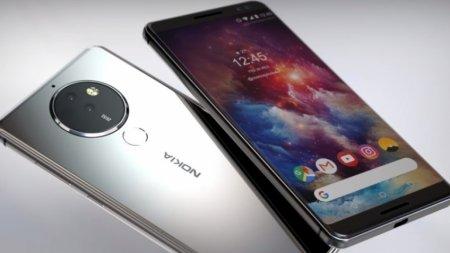 Смартфон Nokia 8 Pro получит камеру с пятью объективами