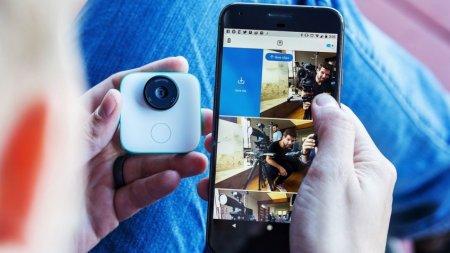 Камера-клипса Google Clips поступила в продажу