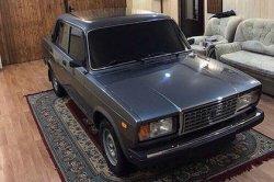 Американцы увидели «Жигули» на ковре и восхитились российской смекалкой