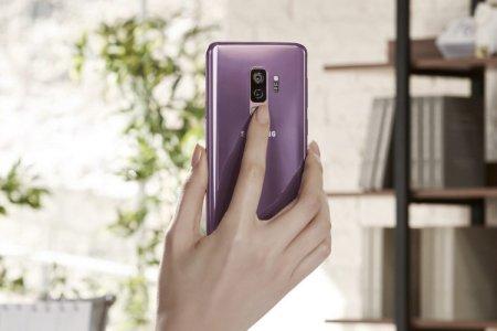 Samsung Galaxy S9: улучшенная камера и привычный корпус