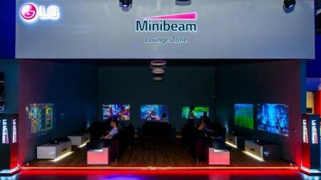 LG открыла игровую зону в киберспортивной арене Cyberspace