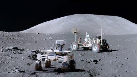 Nokia и Vodafone проведут 4G на Луну