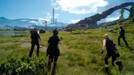 Final Fantasy XV - представлено сравнение версий для PC, PS4 Pro и Xbox One X