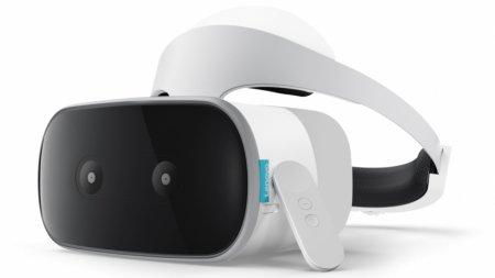 Lenovo открыла прием предзаказов на шлем виртуальной реальности Mirage Solo