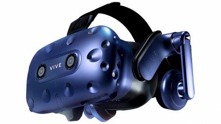 HTC назвала цену VR-гарнитуры Vive Pro