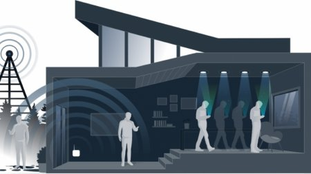 Philips тестирует лампы LiFi для раздачи интернета