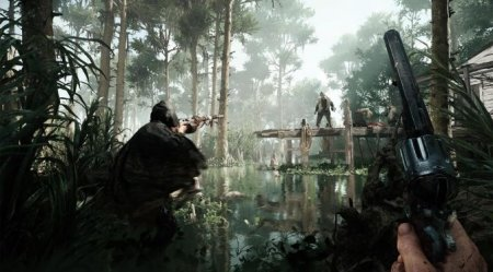 Crytek показала новую технодемку CryEngine V и Hunt: Showdown