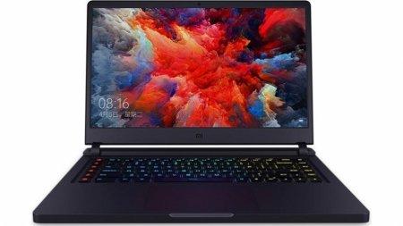 Xiaomi анонсировала игровой ноутбук Mi Gaming Laptop