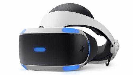 Шлем Sony PS VR стал доступнее