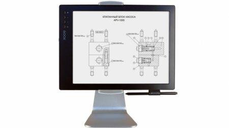 Электронную книгу Onyx Boox Max 2 можно использовать в качестве монитора