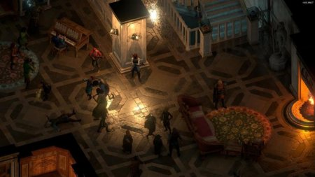 20 минут геймплея Pillars of Eternity 2: Deadfire